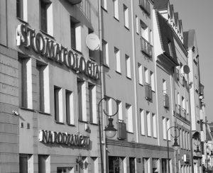 Stomatologia na podzamczu Szczecin