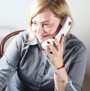 Sylwia Roszczyk - rejestratorka w Stomatologii na Podzamczu w Szczecinie